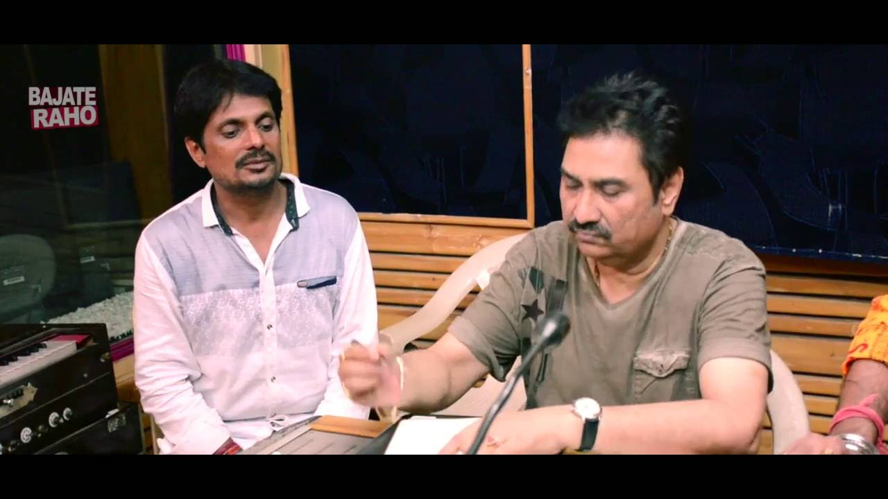 Singer kumar sanu (tiger) recorded a full melody song for new.