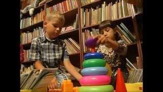 Библиотека для детей: чтение как развлечение