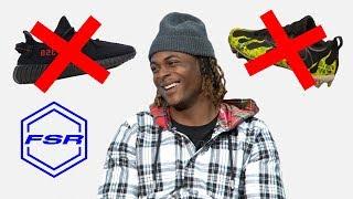 Davante Adams Isn't Here for Nike's Rules, NFL Fines, or Roger Goodell | Full Size Run