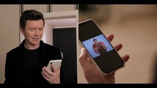Rick Astley can't stop getting Wreck Rolled