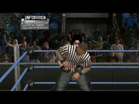 WWE SmackDown vs. RAW 2010 10/26/09 02:09