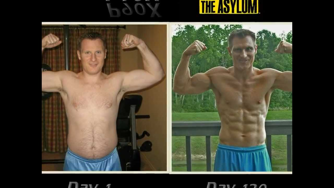 P90X Workout - Insanity Asylum Workout Results | GetRippedNation.com ...