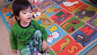 ABC Puzzle ABC Phonics Floor Puzzle | Throw back 2 years old