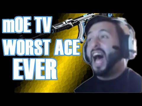 mOE TV: WORST ACE EVER!!