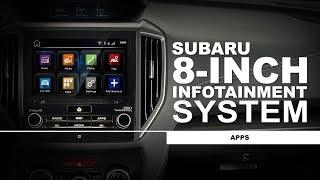 Infotainment & Maps - Owners - Subaru Canada
