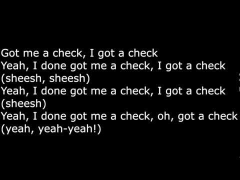 Young Thug   Check On Screen Lyrics