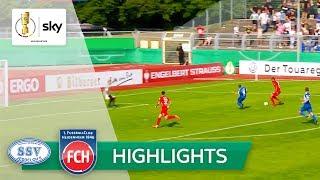 SSV Jeddeloh II - 1. FC Heidenheim 2:5 | Highlights - DFB-Pokal 2018/19 - 1. Runde