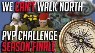 PVP SEASON FINALE | We CAN'T walk NORTH... Then we fight