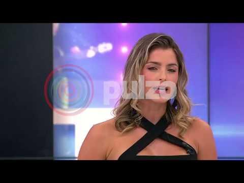 Embarrada Cristina Hurtado