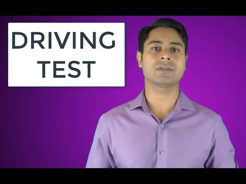 how to pass driving test