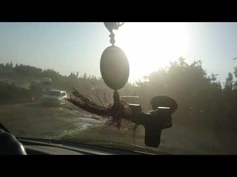 Кызыл-Кия, поездка в Найман, Баткенская область, Кыргызстан 22.07.2018 Часть 2