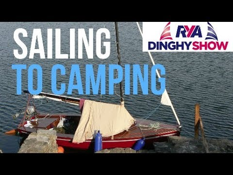 Sailing to Camping - Wayfarer Top Tips - Converting your boat into a tent - Dinghy Cruising