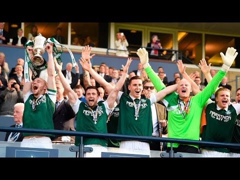 Rangers 2-3 Hibernian | William Hill Scottish Cup Final 2016