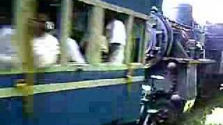 Nilgiri Mountain Railway (NMR) - Steam loco