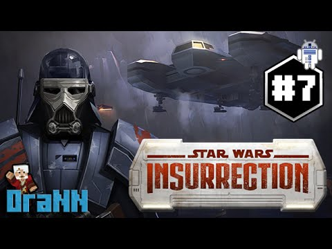SW Insurrection OraNN #7 : Nogba Quush