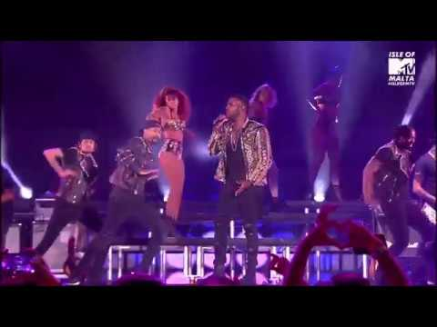 Jason Derulo - Whatcha Say (Live From Malta) 2018