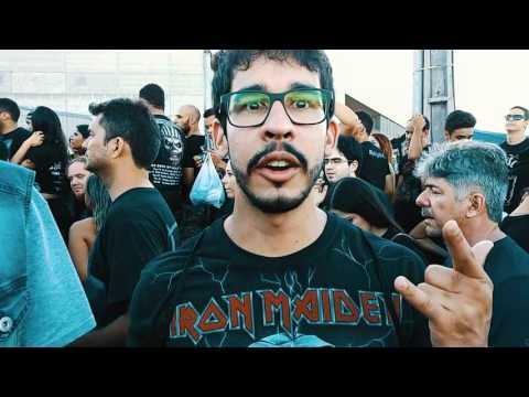 FORTALEZA TRIP 2016 - IRON MAIDEN'S TOUR