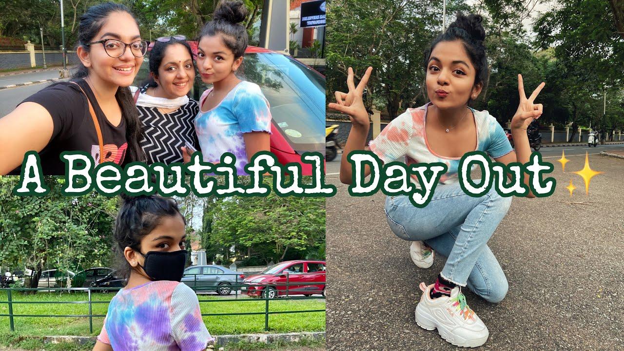 A Beautiful Day Out with Amma & Ammu✨ | Hansika Krishna | Ahaana Krishna | Sindhu Krishna