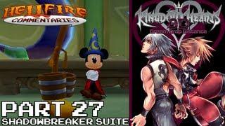 Kingdom Hearts 3D: Dream Drop Distance [Part 27: [Shadowbreaker Suite]
