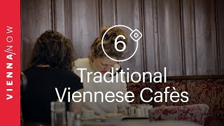 VIENNA/NOW Top Picks: 6 best cafés to get a taste of Vienna's traditional coffee culture