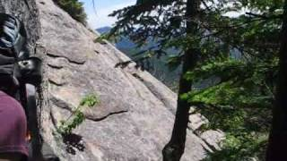 Hiking Whiteface in NH