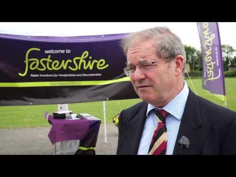 Fibre broadband will benefit the community of Andoversford