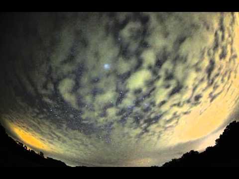 Meteor shower 2012 emerald mound