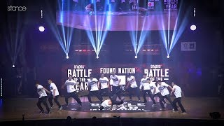 Found Nation - Showcase na Battle Of The Year 2018