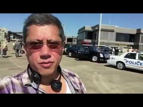 """Dean Devlin """"GEOSTORM"""" Director's Diary - DAY TWO"""