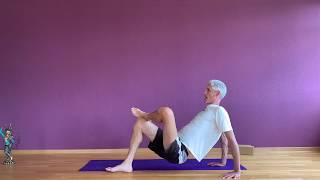 Vinyasa Yoga für Kraft & Balance - 40'