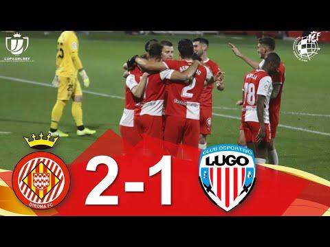 Girona Lugo Goals And Highlights