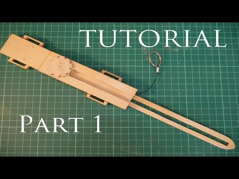 Assassin's Creed Dual Action Hidden Blade TUTORIAL PART 1 (By RAWICE511)
