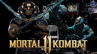 Mortal Kombat 11 Online - CRAZY BARAKA BRUTALITIES!