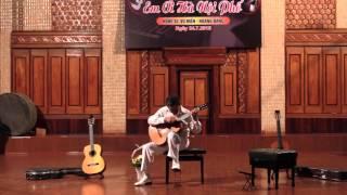 Em ơi Hà Nội phố - Phú Quang. Guitar: Hoàng Đặng
