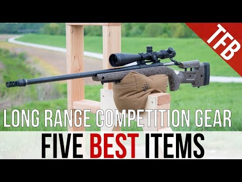 5 Best Brands & Gear For Long Range Competition