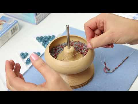 Handmade Jewellery: Junior Beadalon Spin-N-Bead Bead Loader ♡ DIY