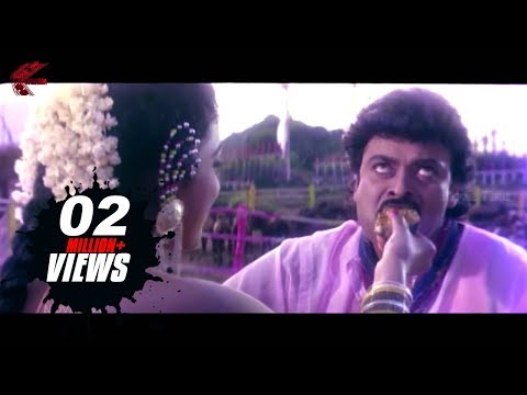 Mava Mava Video Song || Big Boss Movie || Chiranjeevi, Roja, Madhavi
