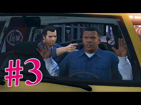 Grand Theft Auto V | Ep.3 |...