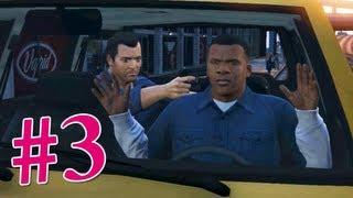 Grand Theft Auto V Ep 3 Затруднения