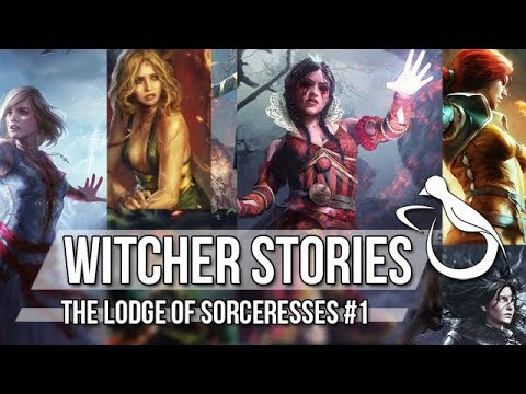 Witcher Stories - The Lodge of Sorceresses (Part 1/2)