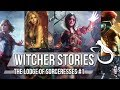 Witcher Stories The Lodge Of Sorceresses Part 1 2 mp3