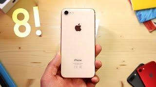 J'ai acheté l'iPhone 8 d'Apple !