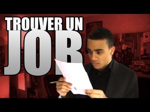 MISTER V - TROUVER UN JOB