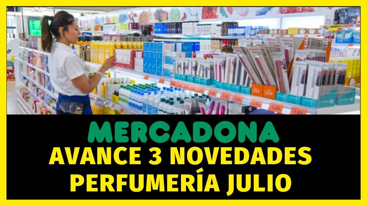 💣Aun NO a la VENTA!! 3 NOVEDADES MERCADONA PERFUMERÍA Deliplus Julio 2020