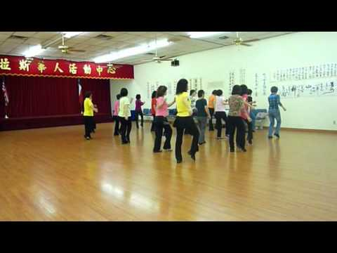 1-2-3-4 - Line Dance (Danced & Walk Thru)