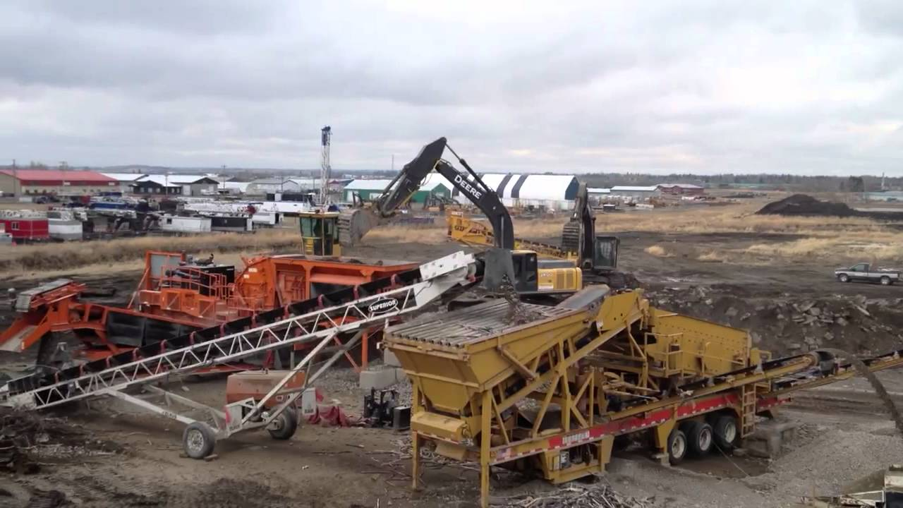 Concrete Crusher Eagle |Cement Eagle Crushers