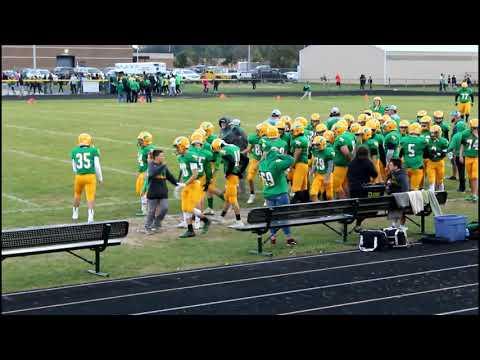 Tippecanoe Valley high school homecoming/Bell Game 2018