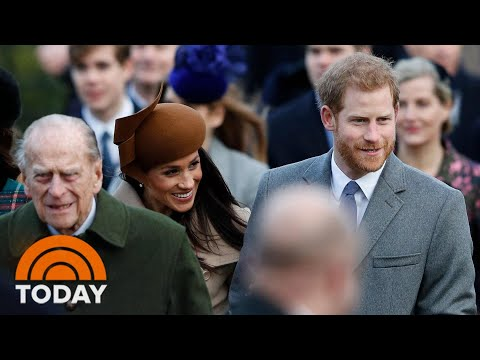 Will Prince Harry And Meghan Markle Return To UK For Prince Philips's Funeral?   TODAY