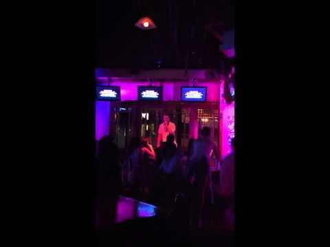 David Mickley karaoke Biz Markie-Just a Friend