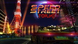 Speed Street Tokyo - 3D Racing games | Mopixie.com